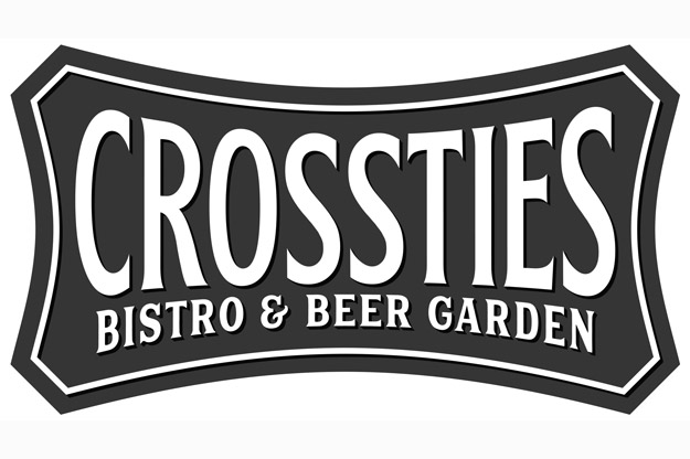 CrossTies Bistro & Beer Garden logo
