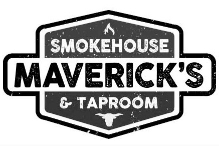 Maverick's Smokehouse logo