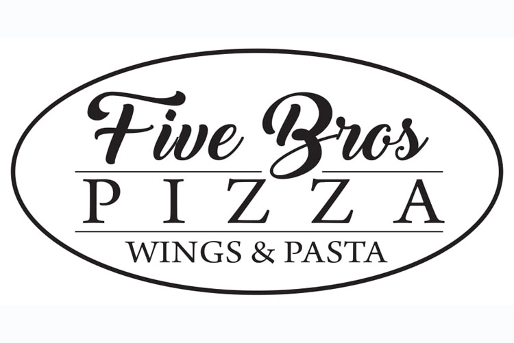 Five Bros Pizza | Wake Forest Rd logo