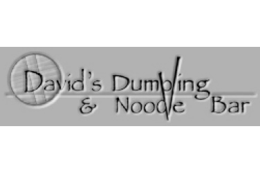 David's Dumpling & Noodle Bar logo