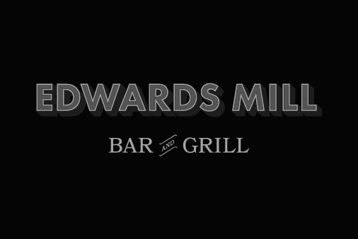 Edwards Mill Bar & Grill logo