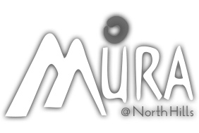 Mura  | Lunch logo