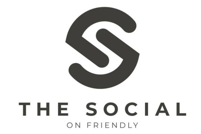 The Social on Friendly logo