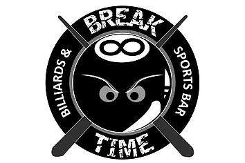 Break Time Sports Bar logo