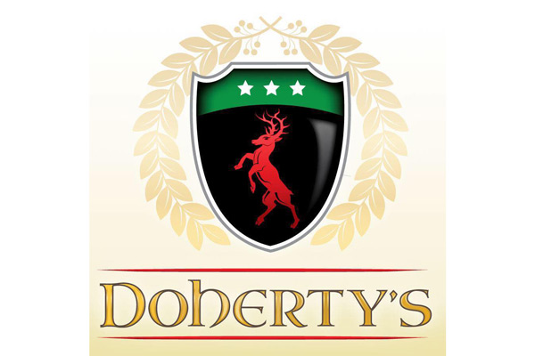 Doherty's Irish Pub | Cary logo