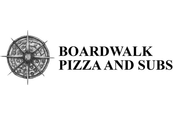 Boardwalk Pizzas & Subs logo