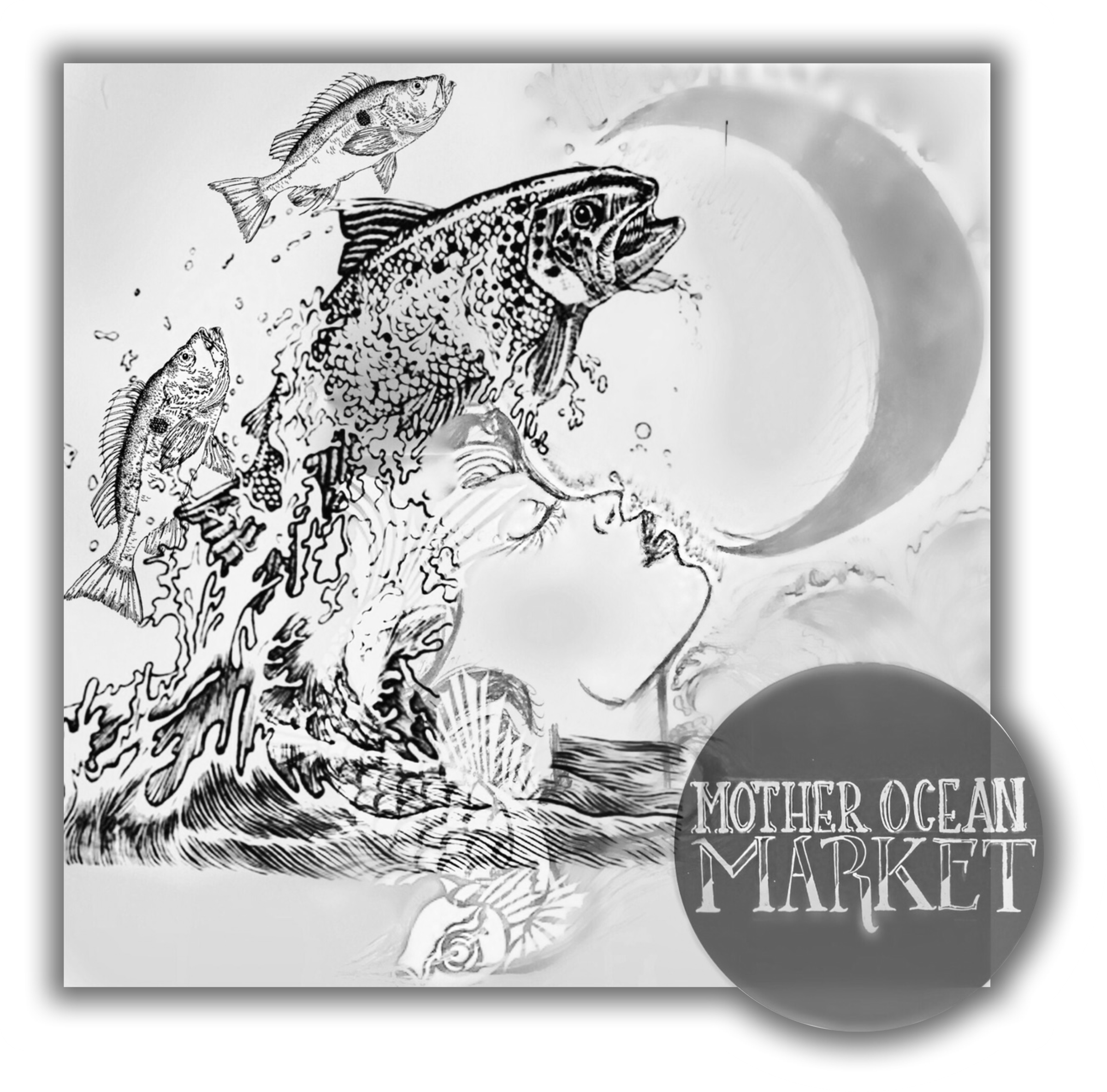 Mother Ocean Seafood Market logo